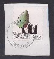 FEROE 2012 - EGG PROCESSION - USED - Islas Faeroes