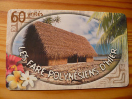 Phonecard French Polynesia - Französisch-Polynesien