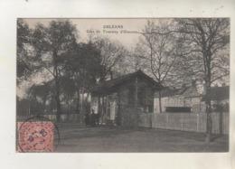 ORLEANS - Gare Du Tramway D'Ouzouer - Orleans