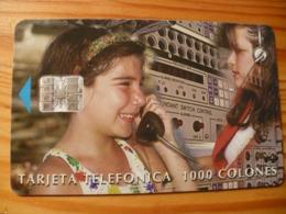 Phonecard Costa Rica - Costa Rica