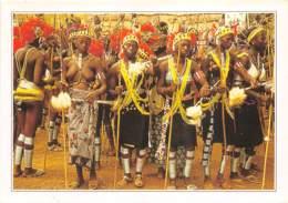 Sénégal - Danses Rituelles Bassaries - Carte Didactique - Sénégal