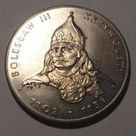 1982 50zł Bolesław III Krzywousty - Pologne