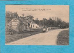 Circuit De La Sarthe, 1906. Entre Cherré Et Sceaux-sur-Huisne. - Frankrijk