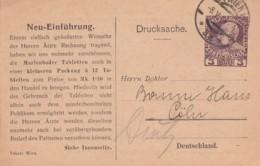 Österreich Privat Postkarte 1914 - Gebraucht
