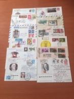 +++ Sammlung 12 R Covers Russia/Latvia +++ - Sammlungen (ohne Album)