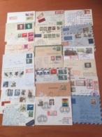 +++ Sammlung 24 Briefe Und Karten Bund +++ - Sammlungen (ohne Album)