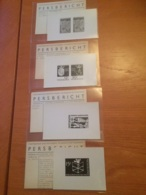 +++ Sammlung 7 Originele Persberichten Bijzondere Uitgave PTT + Glansfoto's +++ - Colecciones (sin álbumes)