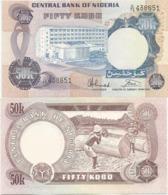 Nigeria 50 Kobo 1973. UNC - Nigeria