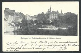 1.1 // CPA - JODOIGNE - La Blanchisserie Et Le Château Pastur   // - Jodoigne