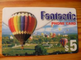 Prepaid Phonecard Canada - Ballon - Canada
