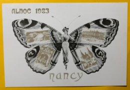 8893 - ALNOC Nancy 1983 - Bourses & Salons De Collections