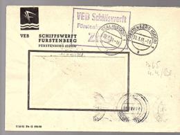SCHIFFSWERFT Furstenberg  > Stalinstadt > Berlin-Köpenick > Berlin-BPA1  (561) - Briefe U. Dokumente