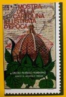 8895 - Mostra Della Cartolina Illustrata D'Epoca Fiorenze 1978 - Bourses & Salons De Collections