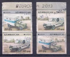 AZERBAIJAN 2013 - EUROPA COCHES USADOS - Aserbaidschan
