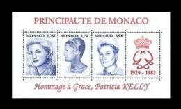 Monaco 2004 Mih. 2710/12 (Bl.86) Princess Grace Kelly MNH ** - Monaco
