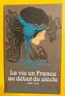 8898 - Exposition La Vie En France Au Début Du Siècle (1900-1914) Paris 1976 - Bourses & Salons De Collections