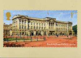 GREAT BRITAIN 2014 Buckingham Palace Mint PHQ Cards - 1952-.... (Elizabeth II)