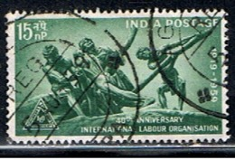 INDE 342 // YVERT 113 // 1959 - 1950-59 Republiek