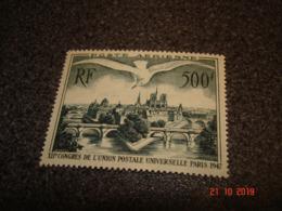 FRANCE   ANNEE 1947  POSTE AERIENNE N°20    NEUF SANS TRACES DE CHARNIERES - Colecciones (sin álbumes)