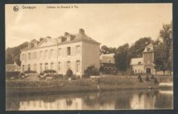 1.1 // CPA - GENAPPE - Château De Brunard à THY - Nels   // - Genappe
