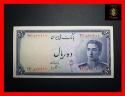 IRAN 10 Rials 1948 P. 47   VF++ \ XF  RARE - Iran