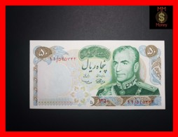 IRAN 50 Rials  1971  P. 97 A   *COMMEMORATIVE*  UNC - Iran