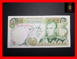 IRAN 50 Rials  1974  P. 101  UNC - Iran