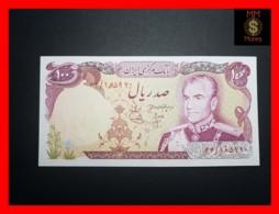 IRAN 100 Rials  1974  P. 102   UNC - - Iran