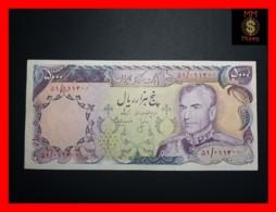 IRAN 5.000 5000 Rials  1974  P. 106 B  VF - Iran