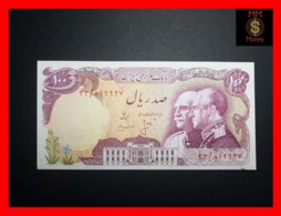 IRAN 100 Rials  1974  P. 108 *COMMEMORATIVE*  UNC - - Iran