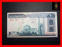 IRAN 200 Rials  1982  P. 136 D  UNC - Iran