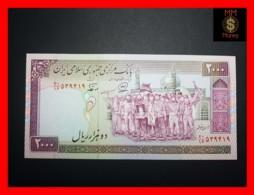 IRAN 2.000 2000 Rials  1996  P. 141 H  UNC - Iran