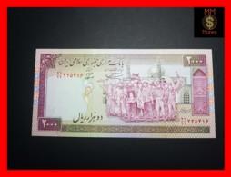 IRAN 2.000 2000 Rials  1996  P. 141 K  UNC - Iran
