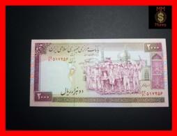 IRAN 2.000 2000 Rials  1996  P. 141 L  UNC - Iran