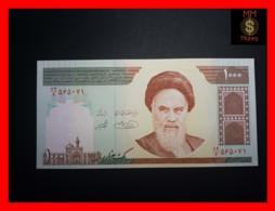 IRAN 1.000 1000 Rials  1992  P. 143   UNC - Iran