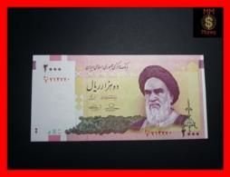 IRAN 2.000 2000 Rials  2005  P. 144 D  UNC - Iran