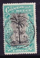 Belg. Kongo - Kongo Belge (g) Nr 66  Obliteré - Gestempeld - Used - Congo Belga