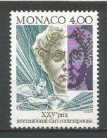 MONACO ANNEE 1991 N° 1776 NEUF** NMH - Monaco