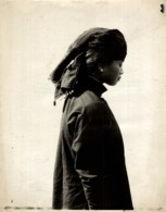 FEMME MEO NOW  CLICHÉ TETART INDOCHINE INDO CHINA ASIA 23*17CM Fonds Victor FORBIN 1864-1947 - Fotos