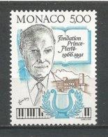MONACO ANNEE 1991 N° 1777 NEUF** NMH - Monaco