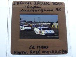 Shalom Racing Team - Trophé Lamborghini 1996 - Le Mans - Voitures