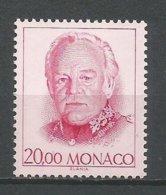 MONACO ANNEE 1991 N° 1778 NEUF** NMH - Monaco
