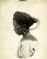 FEMME HOA MEO MEO FLEURI CLICHÉ TETART INDOCHINE INDO CHINA ASIA 23*17CM Fonds Victor FORBIN 1864-1947 - Fotos