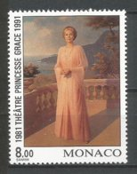 MONACO ANNEE 1991 N° 1786 NEUF** NMH - Monaco