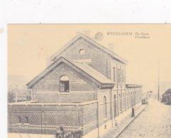 STATION WEVELGHEM VOOR 1913 - Wevelgem