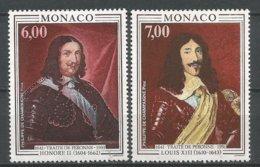 MONACO ANNEE 1991 N° 1787 1788 NEUFS** NMH - Monaco