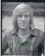 Günter Netzer Autogrammkarte - Fussball