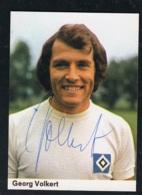 Georg Volkert Sammelbild Mit Autogramm - Fussball