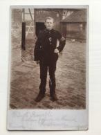 Foto Ak CAMP LAGER SOLTAU - Prisonnier De Guerre Soldat Belgique Fortresse Namur Soldaat België Fort Namen - Weltkrieg 1914-18