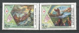 MONACO ANNEE 1991 N° 1797 1798 NEUFS** NMH - Monaco